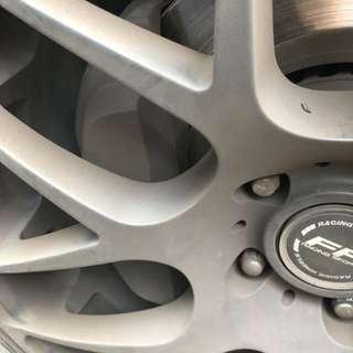 Gs300 4pot brake kit