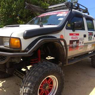 Invader for offroad 4x4