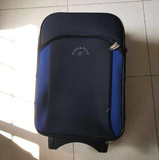 Navy Blue Water Polo Luggage