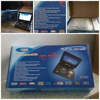 "(BN)11.8"" TV TFT- LCD Portable EVD"