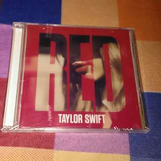 Taylor Swift Red Album (Made in EU)