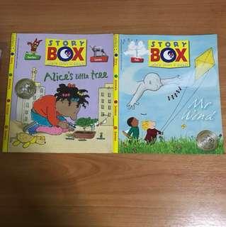 Story box books