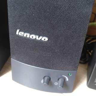 Lenovo Speaker 聯想電腦喇叭