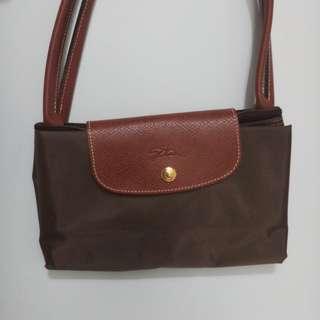 Longchamp長柄手袋Lsize