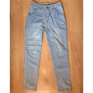 Highwaist Denim Jeans