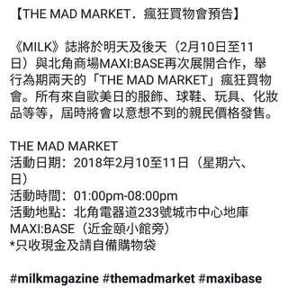 Potatomakeup pop-up store@maxibase