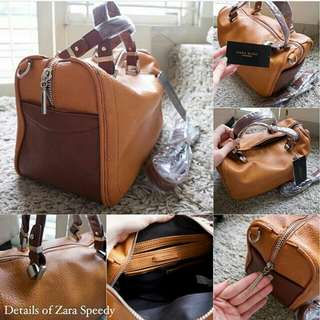 Zara Speedy Original