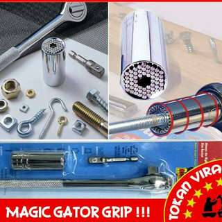 Magic Gator Grip