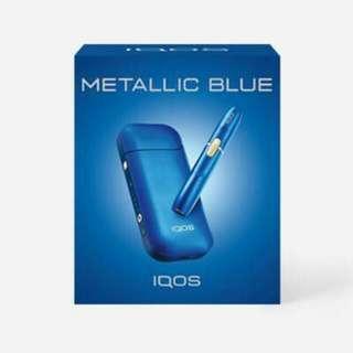 iqos2.4PLUS限量藍