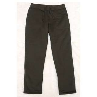 UNIQLO  Pant joger Army
