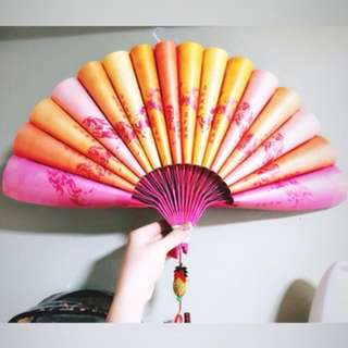 Handmade CNY paraphernalia Deco