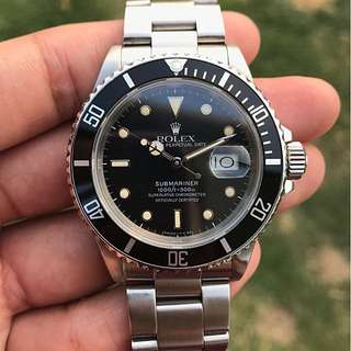 [SALE] - Vintage Rolex 16800 Submariner
