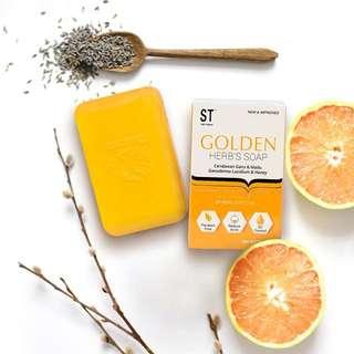 Golden Herbs Soap