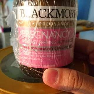 BLACKMORES Pregnancy Breastfeeding Advanced 60caps