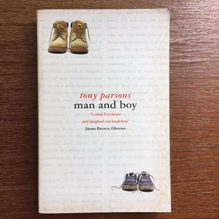 Man and Boy - Tony Parsons