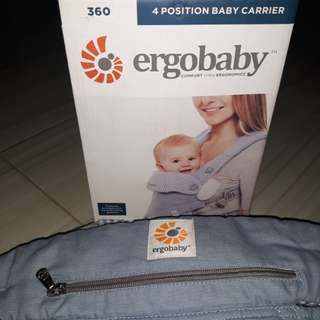 Ergobaby 360 - 4 Position Baby Carrier