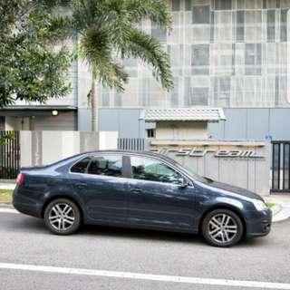 Cheap Volkswagen Jetta or Honda Stream For CNY Rental