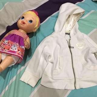 Preloved kenneth cole jacket 6/9 months
