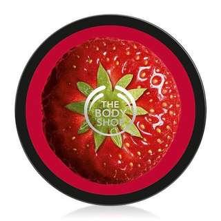 Strawberry Body Butter 200ml