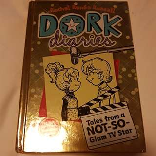 Dork diaries tales of the not so glam tv star