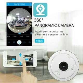 Panoramic Camera - V380s