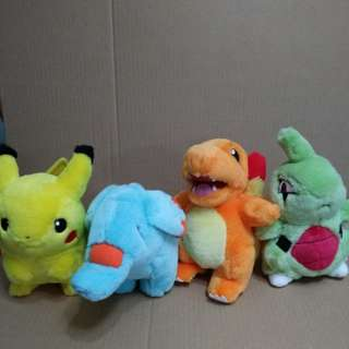 Pokemon soft toy