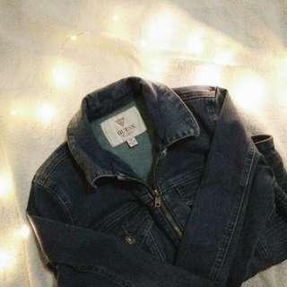 SALE Aunthentic Guess Denim Jacket