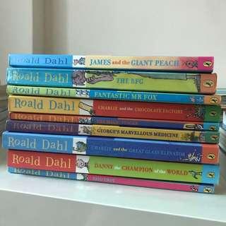 Ronald Dahl a set