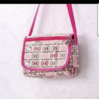 In Stock Hello Kitty Handbag For Girls