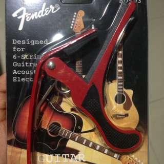 Fender Guitar Capo