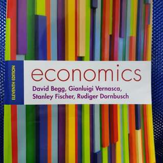 Economics Eleventh Edition Textbook