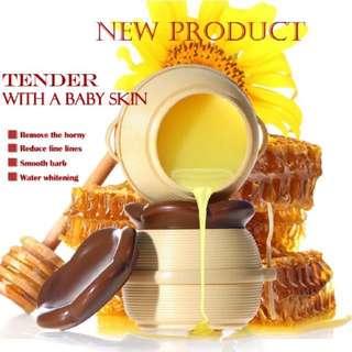 Premium Grade Milk Honey Wax