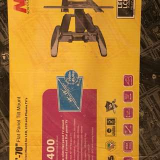 Full Motion TV Mount for 40-70""