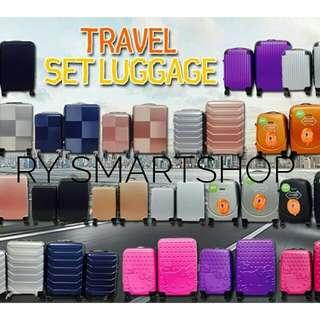 "Luggage bag 1 set (20""&24"")"
