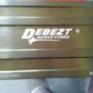 Debezt DZT 450M 1000W MAX Monoblock (USED)