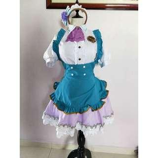 Love live sunshine llss kanan matsuura valentines unidolised cosplay costume