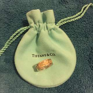 Tiffany & Co. Atlas 戒指
