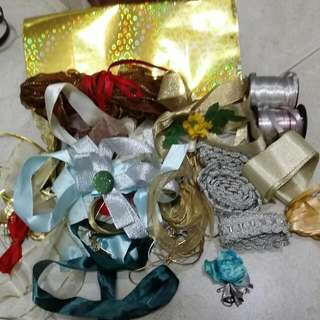 Craft And Gift Wrap Materials. Please Offer Thanks. Worth More Than $30
