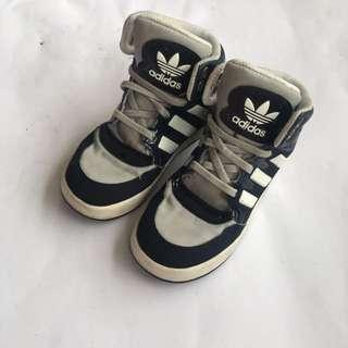 Adidas Original High Cut for little boys