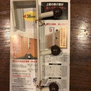 New hook for door (gantungan)