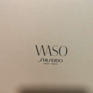 Waso Shisedo Skincare Set