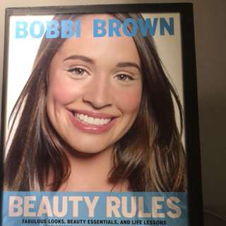 Bobbi Brown Beauty book
