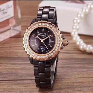 Chanel Watch Ceramic