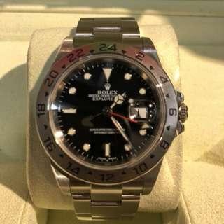 Rolex-16570-Y頭-淨錶!