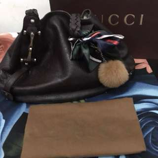 guccissima leather pelham shoulder