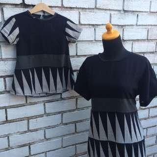 Baju Kembaran Ibu & Anak Perempuan brand MOYLAN