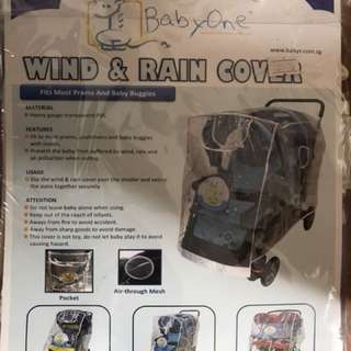 Wind and Rain Cover