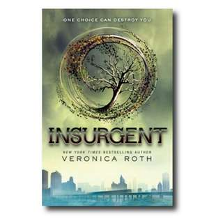 INSURGENT Novel in English