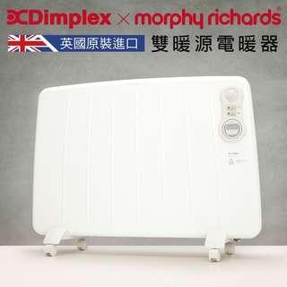 英國Dimplex x Morphy Richards 雙暖源電暖器:CVP21TJ