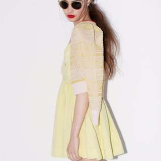 正日貨 日本品牌 Lily brown 棉麻質感細肩帶洋裝